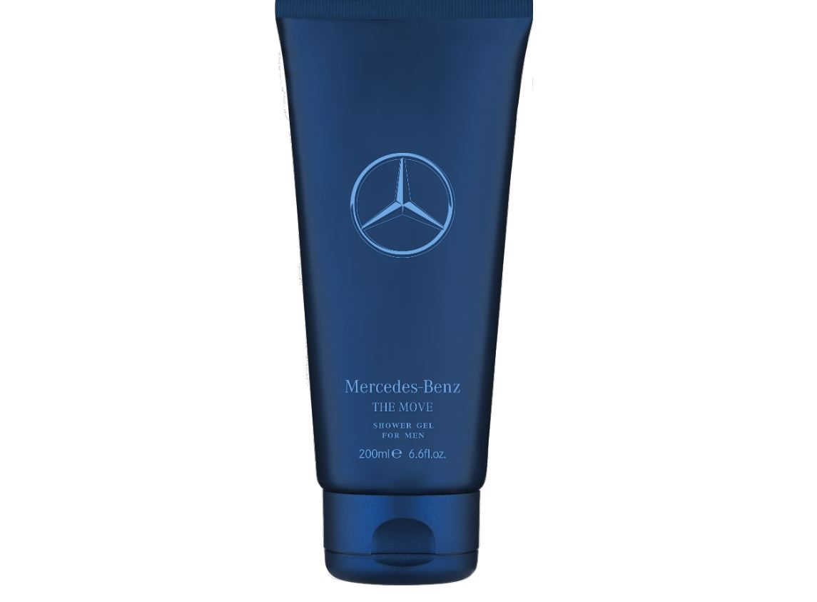 Mercedes Benz The Move Shower Gel
