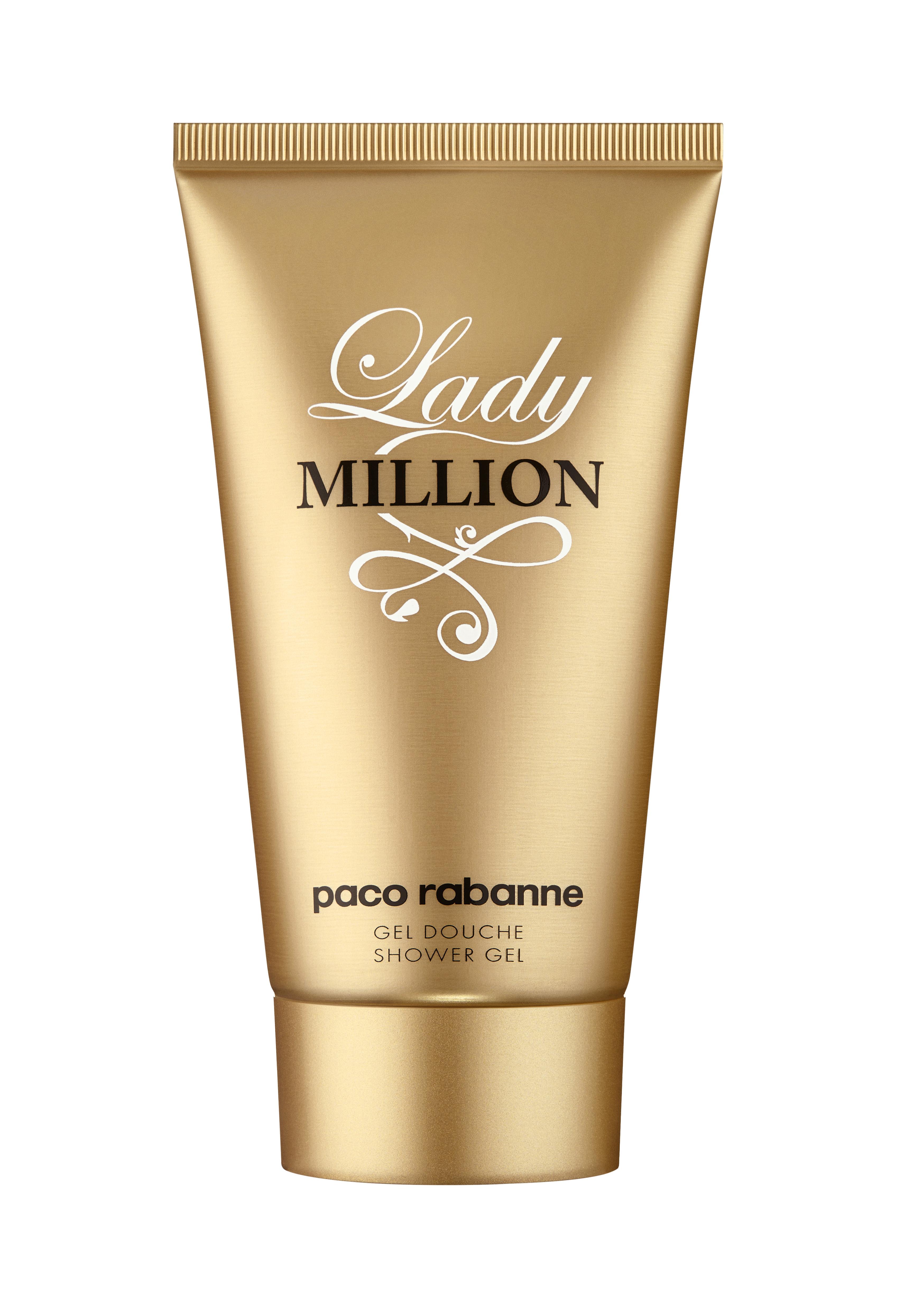 Lady Million sprchový gél